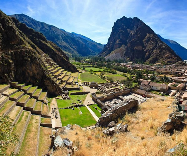 Cusco – Sacre valley of the Incas – Machupicchu <span>4 days 3 nights</span>