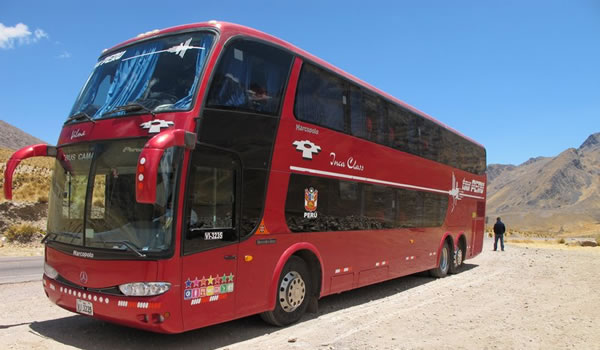 Bus Puno – Copacabana <span>departure am / pm</span>