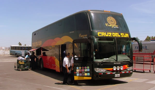 Bus Puno – Cusco with tourist stops <span>1 day full day</span>