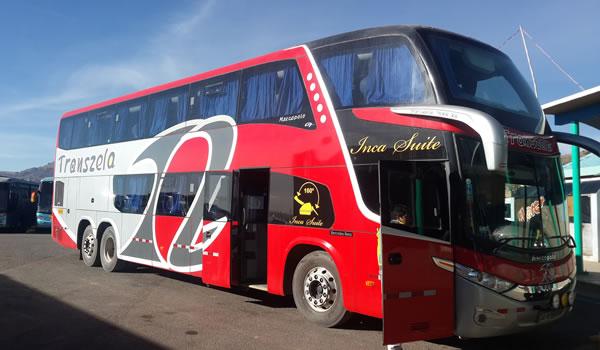 Bus Puno – Cusco / Cusco – Puno <span>direct 8 hrs.</span>