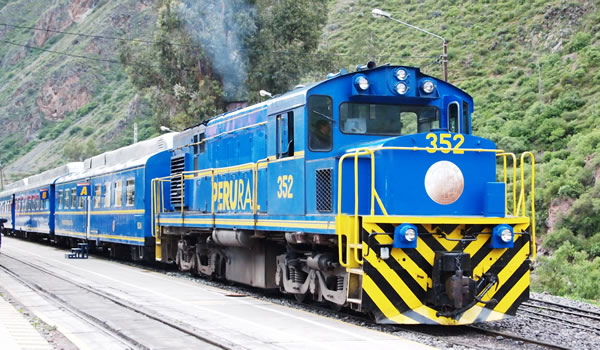 Bus ticket and train Puno – Cusco with tourist stop <span>1 day full day</span>