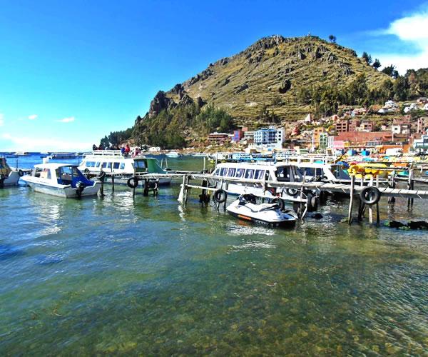 Puno – Copacabana – Sun island – La Paz <span>1 day full day</span>