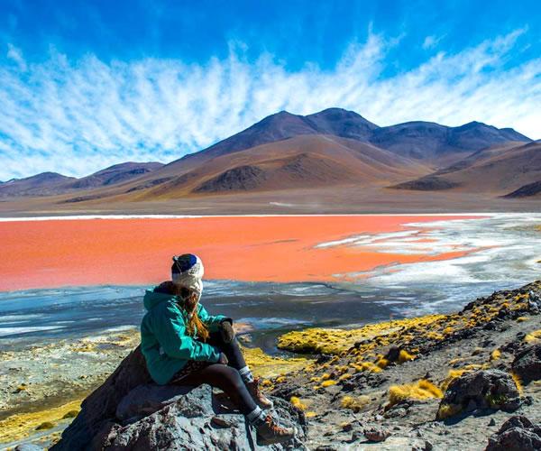La Paz – Salar do Uyuni <span>1 dia cheio</span>