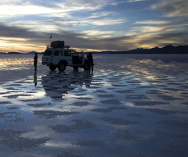 La Paz – Flat of salt of the Uyuni <span>3 days 2 nights</span>