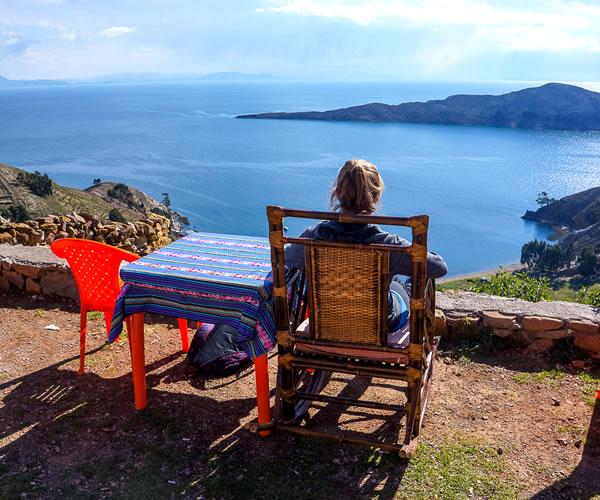 Puno – Sun island – La Paz <span>1 day full day</span>