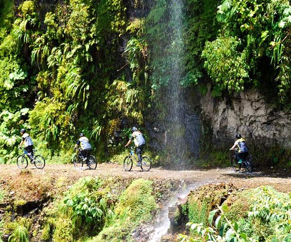 Biking in Coroico – Bolivia <span>1 day full day</span>