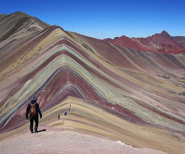 Cusco – Ausangate and Mountain of 7 Colors <span>full day</span>